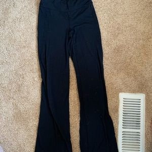 black Lucy workout pants